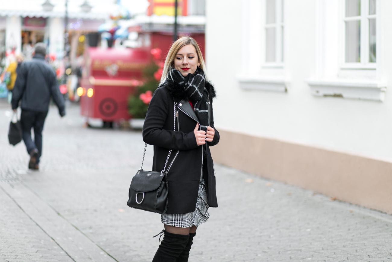 manteau pimkie noir